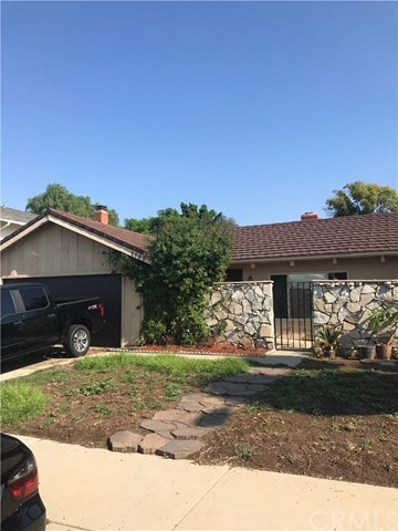 1142 N DEL SOL LN., Diamond Bar, CA 91765 - MLS#: TR18249913