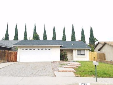 1767 Pepperdale Drive, Rowland Heights, CA 91748 - MLS#: TR18250157