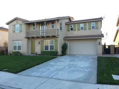 7921 Port Arthur Drive, Eastvale, CA 92880 - MLS#: TR18250220