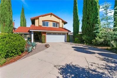 1354 Tierra Siesta, Walnut, CA 91789 - MLS#: TR18252843