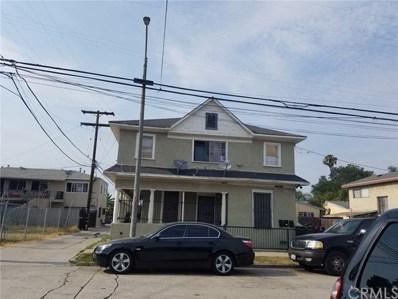 1125 E 17th Street, Long Beach, CA 90813 - MLS#: TR18254288