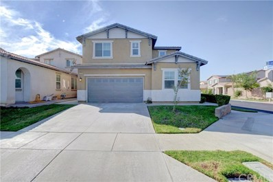1203 Lavender Lane, Hemet, CA 92545 - MLS#: TR18255773