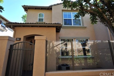 86 New Season, Irvine, CA 92602 - MLS#: TR18256578