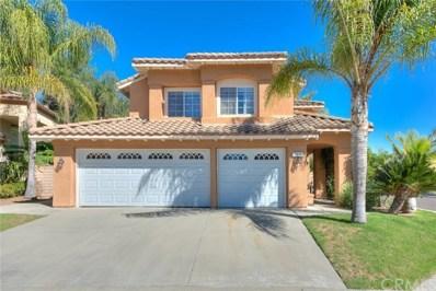 1864 Berryhill Drive, Chino Hills, CA 91709 - MLS#: TR18258057