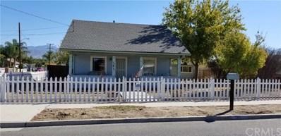 161 S Jordan Avenue, San Jacinto, CA 92583 - MLS#: TR18259893
