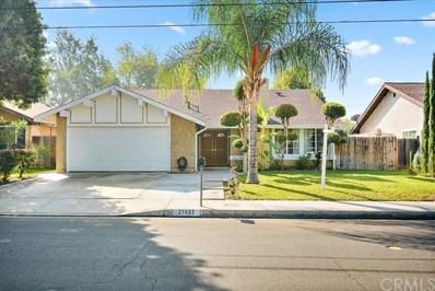 21052 Lycoming Street, Walnut, CA 91789 - MLS#: TR18259974