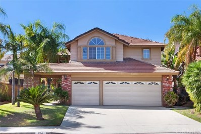 524 Hillsborough Way, Corona, CA 92879 - MLS#: TR18261743