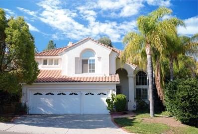 15088 Calle Verano, Chino Hills, CA 91709 - MLS#: TR18261852