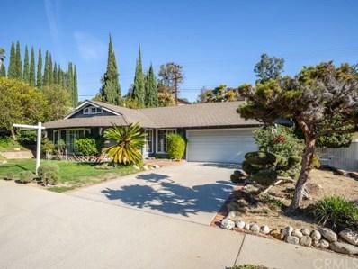 21733 Birch Hill Drive, Diamond Bar, CA 91765 - MLS#: TR18261860