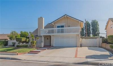 20256 Fuero Drive, Walnut, CA 91789 - MLS#: TR18263505
