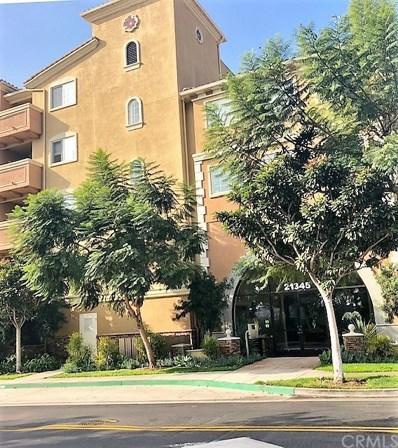 21345 Hawthorne Boulevard UNIT 420, Torrance, CA 90503 - MLS#: TR18263663