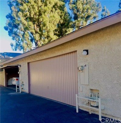 5950 Imperial Highway UNIT 41, South Gate, CA 90280 - MLS#: TR18263708