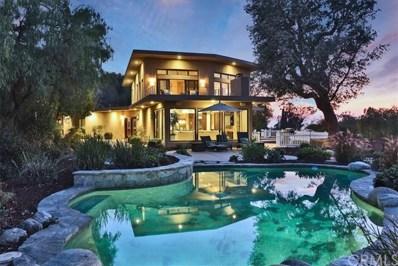 550 E De Anza Heights Drive, San Dimas, CA 91773 - MLS#: TR18264158