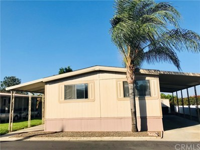 307 S Smith Avenue UNIT 41, Corona, CA 92882 - MLS#: TR18265677