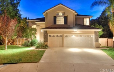 15182 Via Maravilla, Chino Hills, CA 91709 - MLS#: TR18267721