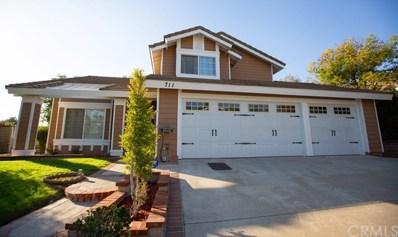 711 N Rodeo Way, Walnut, CA 91789 - MLS#: TR18268182