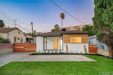 4701 Gambier Street, El Sereno, CA 90032 - MLS#: TR18268526