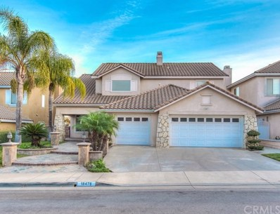 18478 Stonegate Lane, Rowland Heights, CA 91748 - MLS#: TR18268569