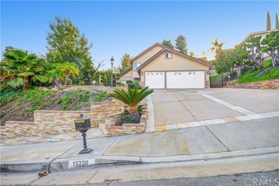 15220 Cargreen Avenue, Hacienda Hts, CA 91745 - MLS#: TR18270646