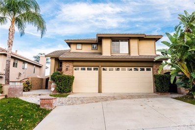 17385 Eastview Drive, Chino Hills, CA 91709 - MLS#: TR18275023