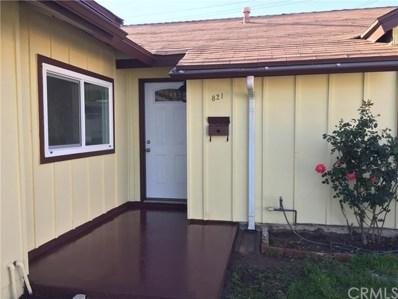 821 Lidford Ave, La Puente, CA 91744 - MLS#: TR18276870