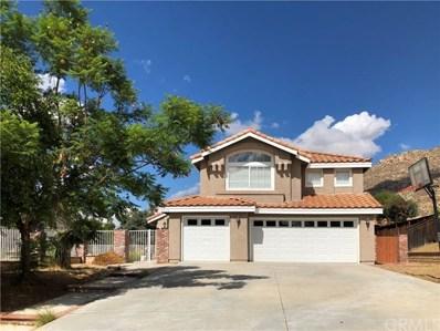 21110 Boccaccio Court, Moreno Valley, CA 92557 - MLS#: TR18279435