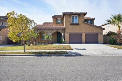 6747 Black Forest Drive, Eastvale, CA 92880 - MLS#: TR18283243