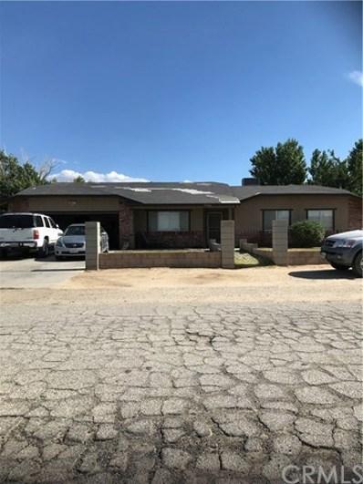 15130 Greenrock Avenue, Lancaster, CA 93535 - MLS#: TR18285107