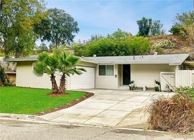 1635 E Autumn Drive, West Covina, CA 91791 - MLS#: TR18286666