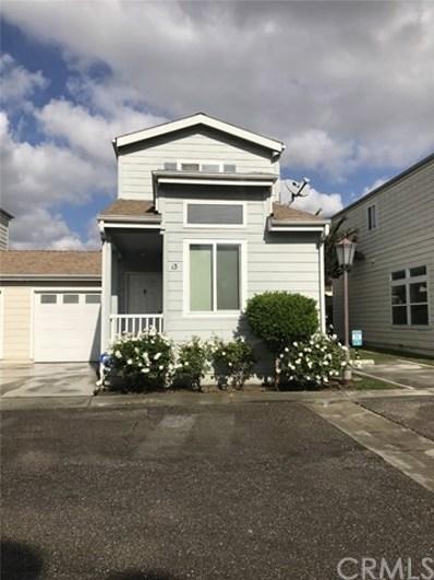 9921 Flora Vista Street UNIT 13, Bellflower, CA 90706 - MLS#: TR18286667
