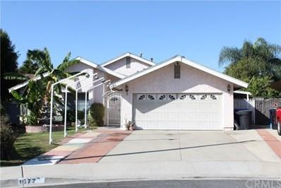 1677 Redbud Place, Pomona, CA 91766 - MLS#: TR18287760