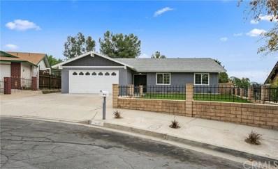 24975 Enchanted Way, Moreno Valley, CA 92557 - MLS#: TR18289458
