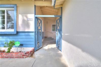 755 N Broadmoor Avenue, West Covina, CA 91790 - MLS#: TR19000851