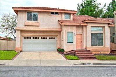 7201 Trivento Place, Rancho Cucamonga, CA 91701 - MLS#: TR19007444