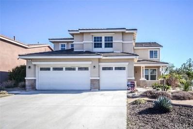 7603 Blue Mist Court, Fontana, CA 92336 - MLS#: TR19008448