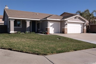 6673 Heathrow Avenue, Fontana, CA 92336 - MLS#: TR19013824