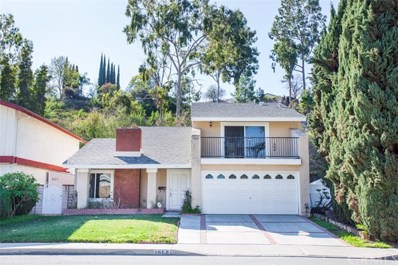 1862 E Woodgate Drive, West Covina, CA 91792 - MLS#: TR19019194
