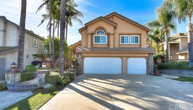 1535 Falling Star Lane, Chino Hills, CA 91709 - MLS#: TR19024985