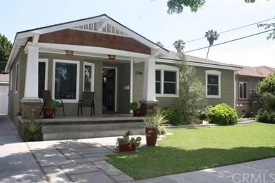 3706 Kallin Avenue, Long Beach, CA 90808 - MLS#: TR19027933
