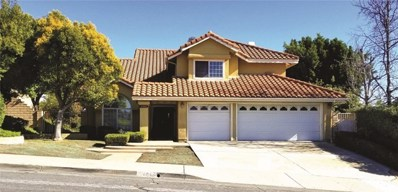 2848 Olympic View Drive, Chino Hills, CA 91709 - MLS#: TR19036136