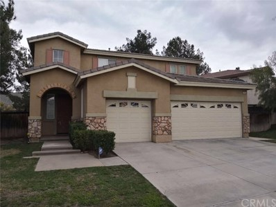 15440 Legendary Drive, Moreno Valley, CA 92555 - MLS#: TR19047032