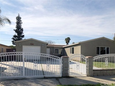 739 Virginia Avenue, Ontario, CA 91764 - MLS#: TR19048352