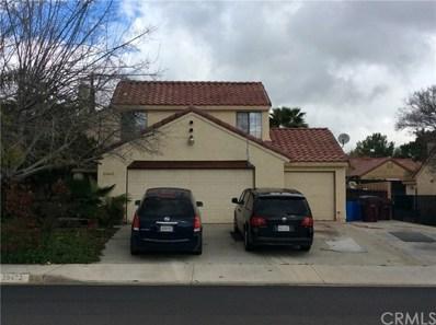 23422 Swan Street, Moreno Valley, CA 92557 - MLS#: TR19051911