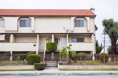3589 Whistler Avenue UNIT 1, El Monte, CA 91732 - MLS#: TR19055302