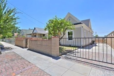 927 Washington Street, Redlands, CA 92374 - MLS#: TR19057321