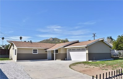 6368 Rustic Lane, Riverside, CA 92509 - MLS#: TR19058462