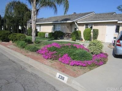 2318 Lenta Lane, Arcadia, CA 91006 - MLS#: TR19065727
