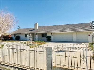 16283 Eucalyptus Street, Hesperia, CA 92345 - #: TR19067626