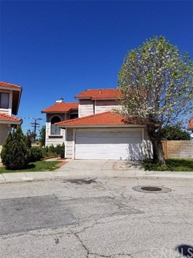 1378 Coral Tree Lane, San Bernardino, CA 92408 - MLS#: TR19073940