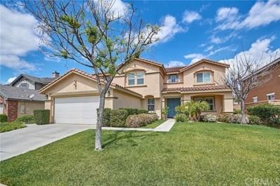 535 Cedarbrook Lane, Corona, CA 92879 - #: TR19076856